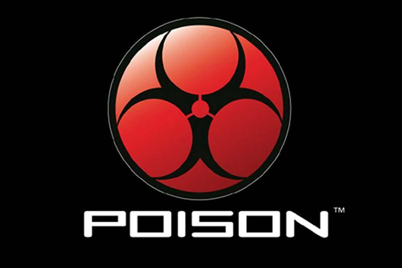 Poison logo